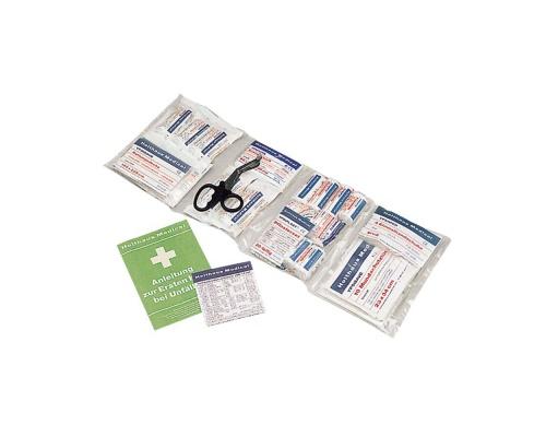 Υλικό Πρώτων βοηθειών για Φαρμακεία 126 τεμαχίων DIN 13169