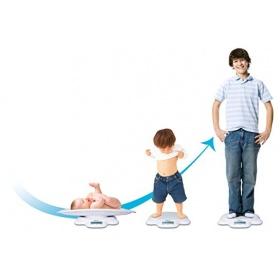 Visiomed Kiddy Up Progressive Baby Scale VM-21