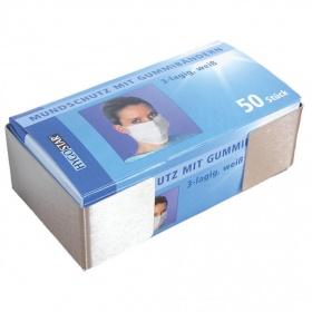 Dispenser holder for face masks PP