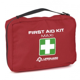 Large  First Aid Pouch, empty LIFEGUARD