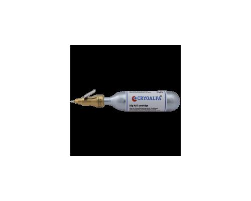 Συσκευή κρυοθεραπείας Cryoalfa Super (1 κεραμικό άκρο 1mm + 1 φυσίγγιο 16g)