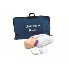 Little Anne adult CPR trainer QCPR