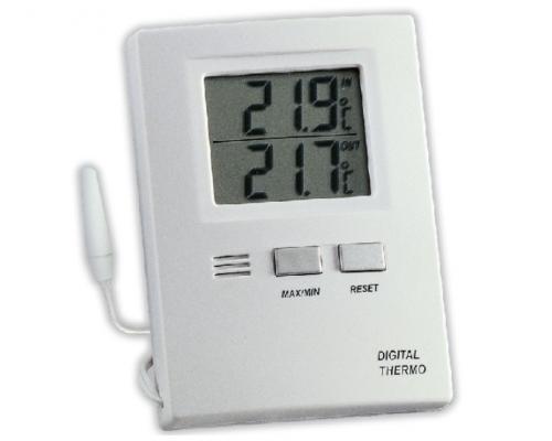 Θερμόμετρο ψηφιακό χώρου μεγίστου-ελαχίστου