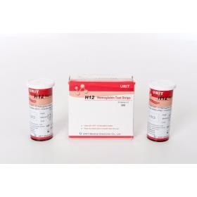 Ταινίες μέτρησης αιμοσφαιρίνης H12 Hemoglobin Test Strip