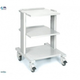 SMART CART Trolley with 3 Shelves