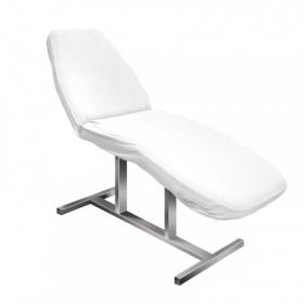 Κάλυμμα εξεταστικής έδρας υφασμάτινο λευκό