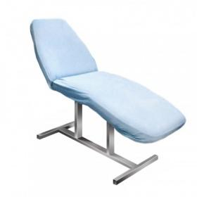 Κάλυμμα εξεταστικής έδρας υφασμάτινο γαλάζιο