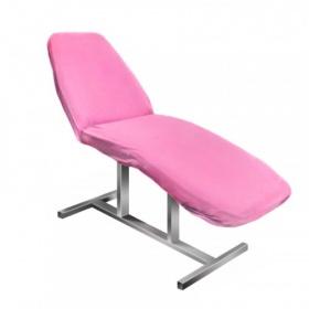 Κάλυμμα εξεταστικής έδρας υφασμάτινο ροζ