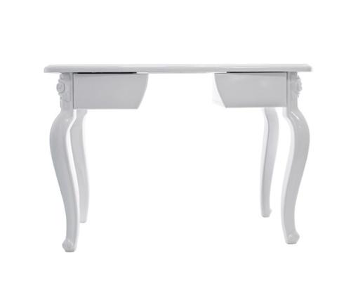Τραπέζι μανικιούρ VINTAGE λευκό