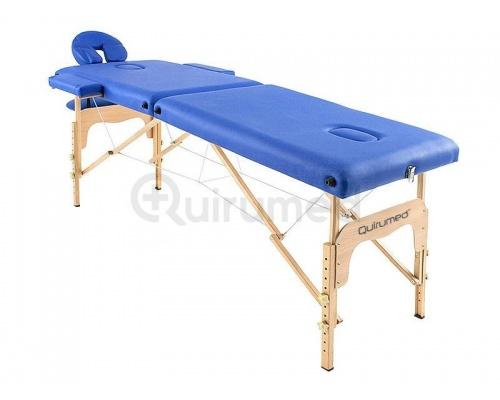 Φορητό Κρεβάτι ξύλινο-Βαλίτσα Μασάζ ECONOMY