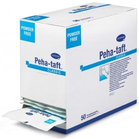 Γάντια χειρουργικά αποστειρωμένα χωρίς  πούδρα Hartmann Peha-taft
