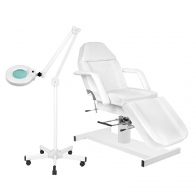 Beauty Kit Beauty Chair DIAS + Magnifying Glass with LED light