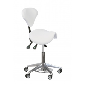 Beauty and Medical  stool with footstep BATRI ADAPT
