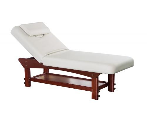 Κρεβάτι εξεταστικό ξύλινο σταθερό SEBIK HZ-3369A