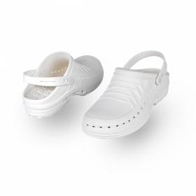Σαμπώ Clog 10 λευκό