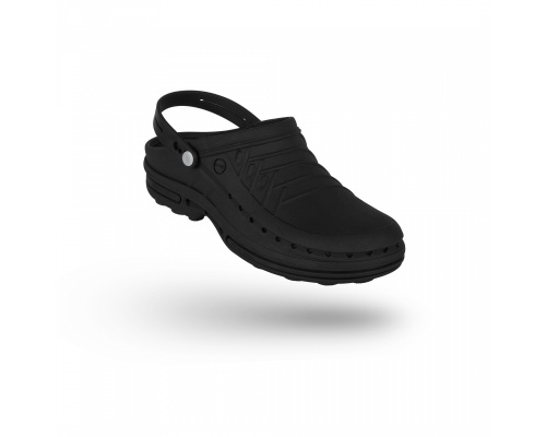 Σαμπώ Clog 11 μαύρο
