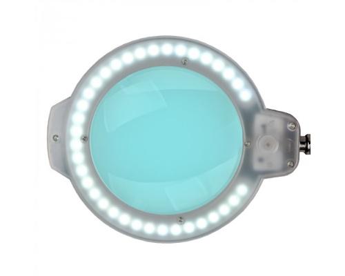 Μεγεθυντικός φακός με φωτισμό LED και τροχήλατη βάση BLACK BEAUTY