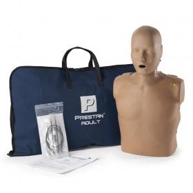 Prestan Εκπαιδευτικό Πρόπλασμα Ενήλικα Α' Βοηθειών με Led Μετρονόμο και Τσάντα Μεταφοράς.