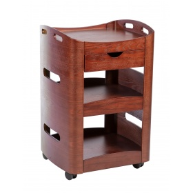 Wooden trolley PHERK HZ-989