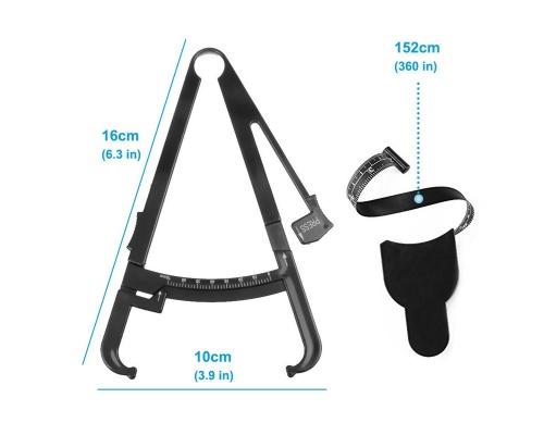 Δερματοπτυχόμετρο και μεζούρα σώματος PROCIRCLE
