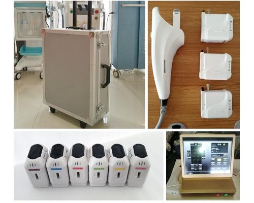 Συσκευή αισθητικής 3D HI-FU Facelift Lipo Fat Removal