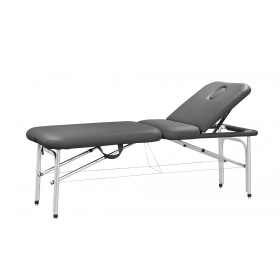 Folding aluminium massage table ALSH