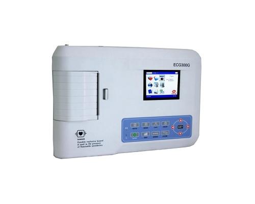 Καρδιογράφος τρικάναλος με διάγνωση CONTEC 300G