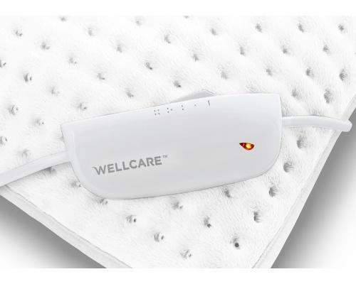 Ηλεκτρική Θερμοφόρα - Μαξιλάρι 2 Σε 1, 100W 35x46 Snuggly, Wellcare WE-167CSHD