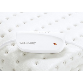 Ηλεκτρικό Υπόστρωμα Μονό 60W 80x150 Eco Fleece, Wellcare WE-167UBHD