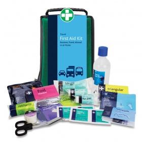 Φαρμακείο Α' Βοηθειών για εκδρομές  σε Υφασμάτινη θήκη