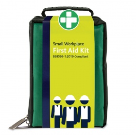 Reliance Medical Small Workplace Kit BS8599-1:2019 in Stockholm Bag