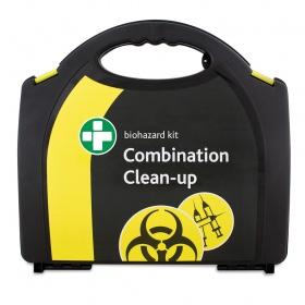 Πλήρες σετ Καθαρισμού μολυσματικών βιολογικών υλικών CLEAN UP