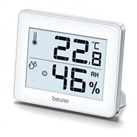 Θερμόμετρο - Υγρόμετρο χώρου Beurer HM 16
