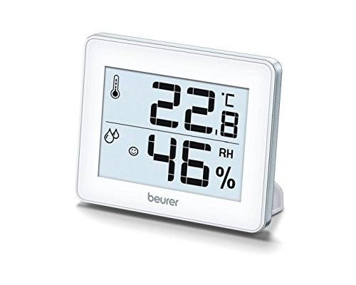 Θερμόμετρο-Υγρόμετρο χώρου Beurer HM 16