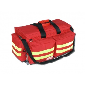 Ιατρική τσάντα για Α' βοήθειες κόκκινη
