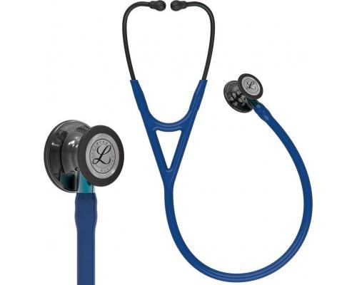 Στηθοσκoπιο 3M™ Littmann® Cardiology IV Special Edition Navy Blue & High Polish Smoke Blue Stem 6202