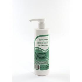 Ενυδατική κρέμα περιποίησης χεριών και σώματος Neoderm 500 ml