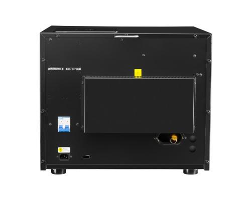 Κλίβανος υγρής αποστείρωσης αυτόκαυστος LAFOMED LFSS12AA Class B 12lit PREMIUM LINE με εκτυπωτή μαύρος