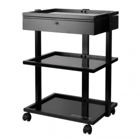 Italian Design Trolley Black Pro 1040A