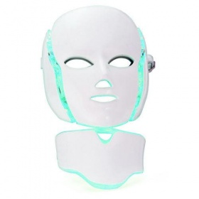 Led light therapy mask 7 colors for face and neck