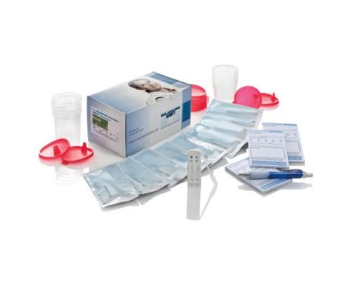 Διπλό τεστ διάγνωσης καρκίνου της ουροδόχου κύστεως & Ανίχνευση Αιμοσφαιρίνης στα ούρα 10τεμ