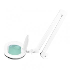Μεγεθυντικός φακός LED SUPREME 6028 με ρυθμιζόμενη ένταση και τροχήλατη βάση