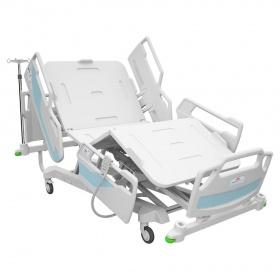 Ηλεκτρική  νοσοκομειακή κλίνη για μονάδα εντατικής θεραπείας HERMES