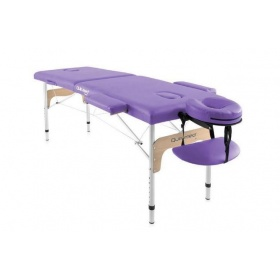 Folding Aluminium massage table 180 x 60 cm PRACTIC