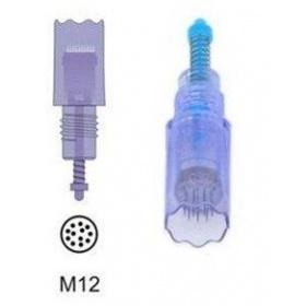 Ανταλλακτική Κεφαλή για Συσκευή Μεσοθεραπείας Artmex V8 12 βελονών