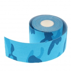 Kinesio tape 5cm X 5m military blue