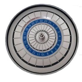 Φυγόκεντρος μικροαιματοκρίτη HC-12C