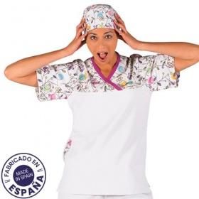 Μπλούζα ιατρική CIRCLES Unisex