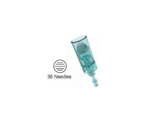 Ανταλλακτική κεφαλή για συσκευή μεσοθεραπείας Microneedling Dr. Pen Ultima A6S 36 βελονών