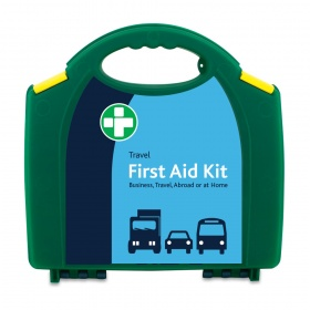 Reliance Medical Travel first aid Kit BS8599-1
